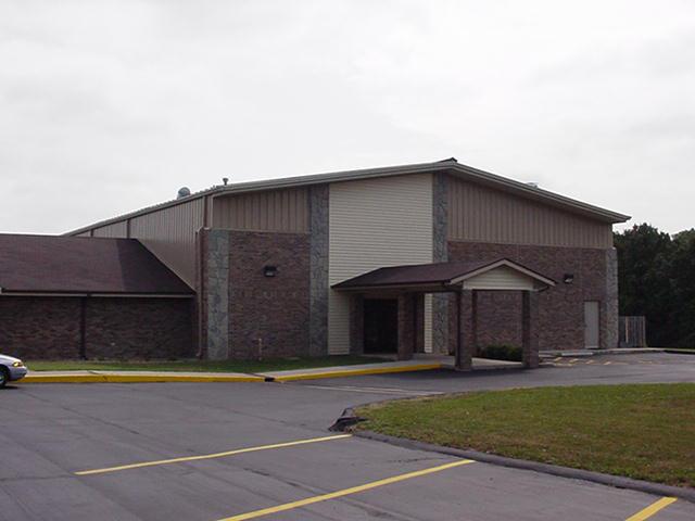 Holy Trinity Catholic Church
