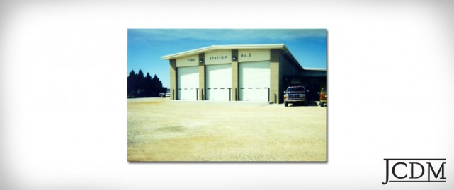 Monett Fire Station