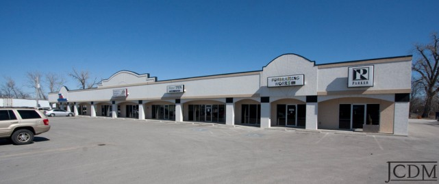 Parker Properties Shopping Center