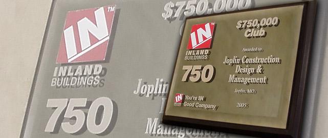Inland Award 750k